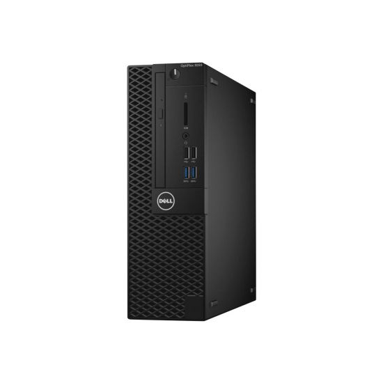 Dell OptiPlex 3050 - SFF - Core i5 7500 3.4 GHz - 8 GB - 256 GB
