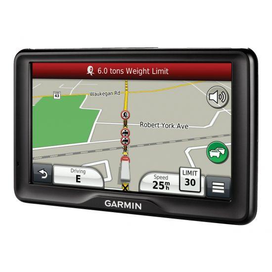 Garmin Camper 760LMT-D - GPS navigator