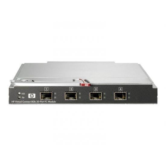 HPE Virtual Connect 8Gb 20-Port Fibre Channel Module - switch - 20 porte - plug-in modul