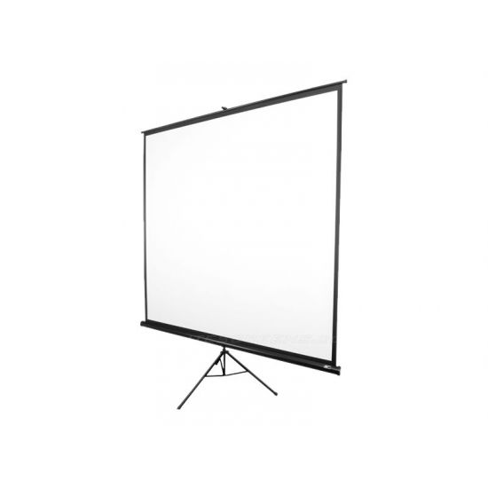 Elite Tripod Series T85NWS1 - projektionsskærm med trebenet stativ - 85 tommer ( 216 cm )