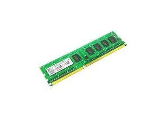 Transcend &#45 4GB &#45 DDR3 &#45 1333MHz &#45 DIMM 240-pin