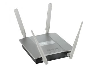 D-Link AirPremier N Simultaneous Dual Band PoE Access Point with Plenum-rated Chassis DAP-2690