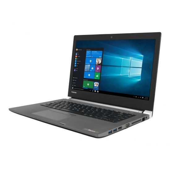 "Toshiba Tecra A40-C-1KE - Intel Core i7 (6. Gen) 6600U / 2.6 GHz - 8 GB DDR3L - 256 GB SSD - Intel HD Graphics 520 - 14"" IPS"