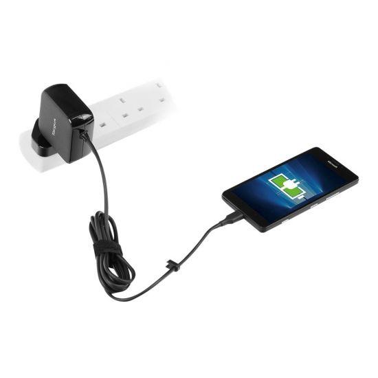 Targus Universal USB-C Mains Charger - strømforsyningsadapter