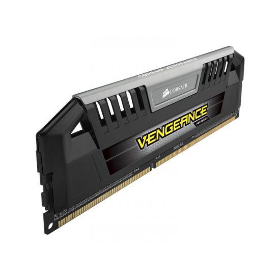 Corsair Vengeance Pro Series &#45 8GB: 2x4GB &#45 DDR3 &#45 2400MHz &#45 DIMM 240-pin - CL11