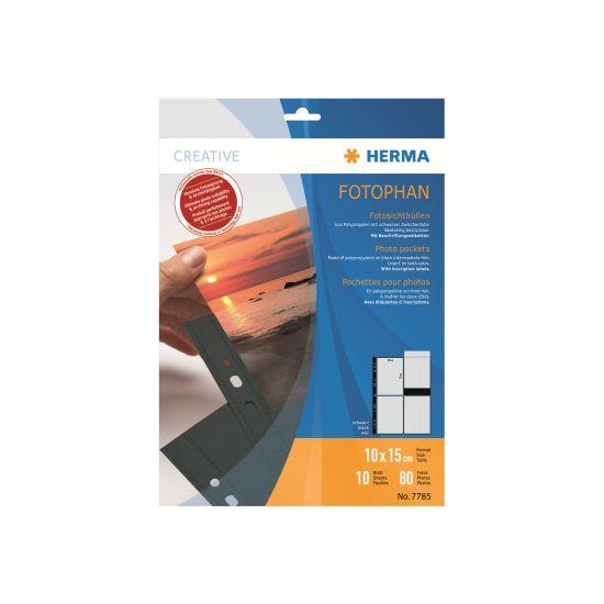 HERMA Fotophan - omslag