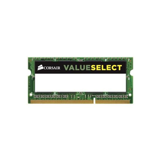 CORSAIR Value Select &#45 4GB &#45 DDR3 &#45 1600MHz &#45 SO DIMM 204-PIN