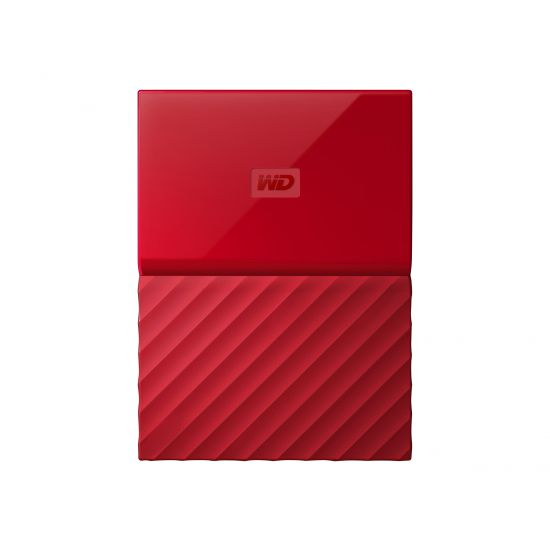 WD My Passport WDBS4B0020BRD &#45 2TB - USB 3.0