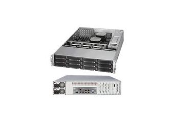 Supermicro SuperStorage Server 6027R-E1R12N