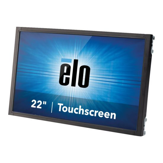 """Elo Open-Frame Touchmonitors 2244L IntelliTouch &#45 LED-Skærm 21.5"""" 14ms - Full HD 1920x1080 ved 60Hz"""