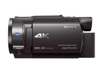 Sony Handycam FDR-AX33
