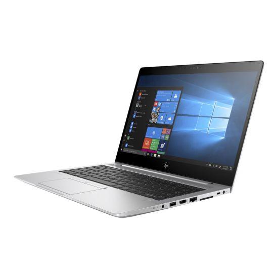 "HP EliteBook 840 G5 - Intel Core i7 (8. Gen) 8550U / 1.8 GHz - 8 GB DDR4 - 256 GB SSD - (M.2 2280) PCIe - NVM Express (NVMe), tredobbelt niveau-celle (TLC) - Intel UHD Graphics 620 - 14"" IPS"