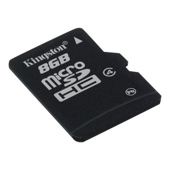 Kingston - flashhukommelseskort - 8 GB - microSDHC