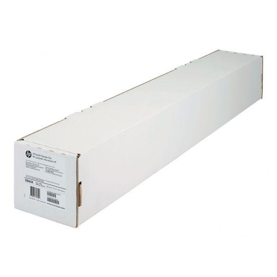 HP Backlit Polyester Film - baggrundsbelysningsfilm - 1 rulle(r) - Rulle (152,4 cm x 30,5 m) - 285 g/m²