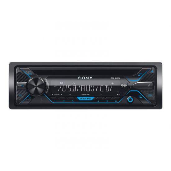 Sony CDX-G1201U - Bil - CD-modtager - in-dash enhed - Full-DIN