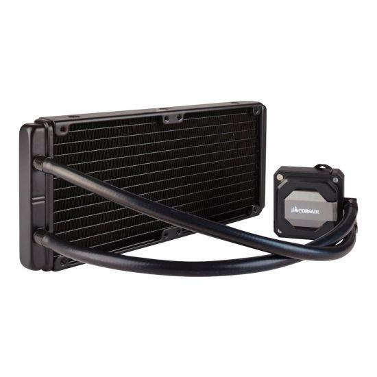 CORSAIR Hydro Series H100 High Performance Liquid CPU Cooler - væskekølesystem - Bulk