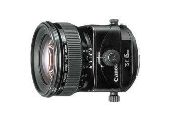 Canon TS E