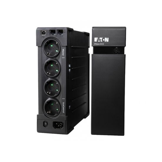 Eaton Ellipse ECO 500 DIN - UPS - 300 Watt - 500 VA