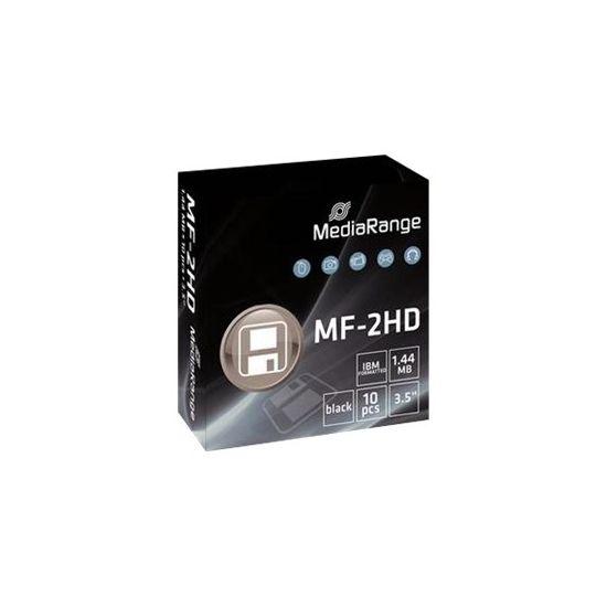 MediaRange - Diskette x 10 - 1.44 MB - lagringsmedie