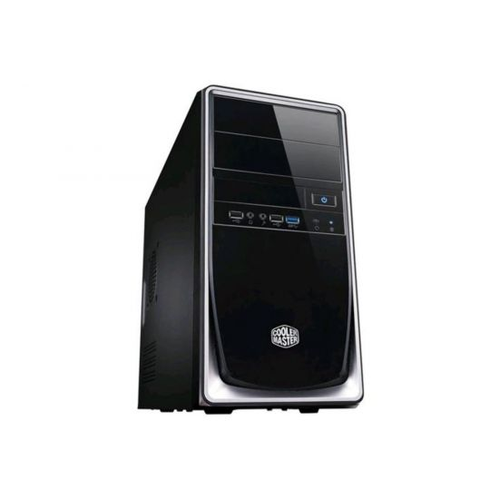 Føniks Intel Office Budget PC - Intel i3 8100 - 8GB DDR4 - UHD630 Grafikkort - 240GB SSD
