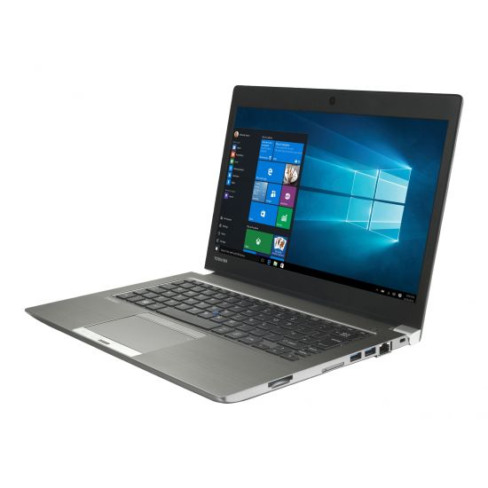 Toshiba Portégé Z30-C-16J - Intel Core i5 (6. Gen) 6200U / 2.3 GHz - 8 GB DDR3L - 256 GB SSD - Intel HD Graphics 520 - 13.3""