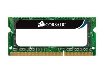 Corsair &#45 8GB &#45 DDR3 &#45 1333MHz &#45 SO DIMM 204-PIN