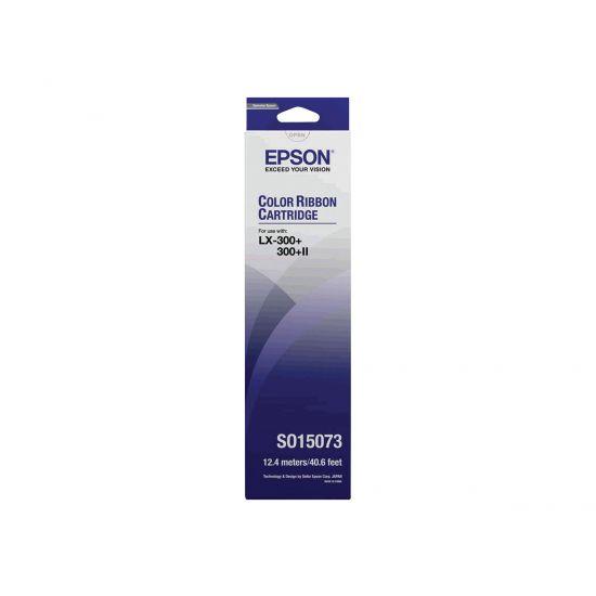 Epson - 1 - gul, cyan, magenta - tekstilbånd for printer