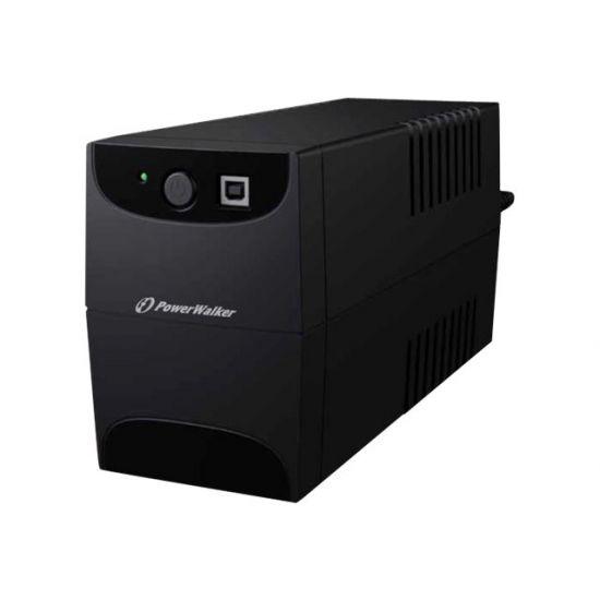PowerWalker VI 850 IEC - UPS - 480 Watt - 850 VA