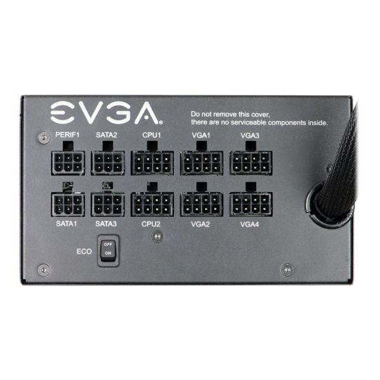 EVGA 850 GQ &#45 strømforsyning &#45 850W