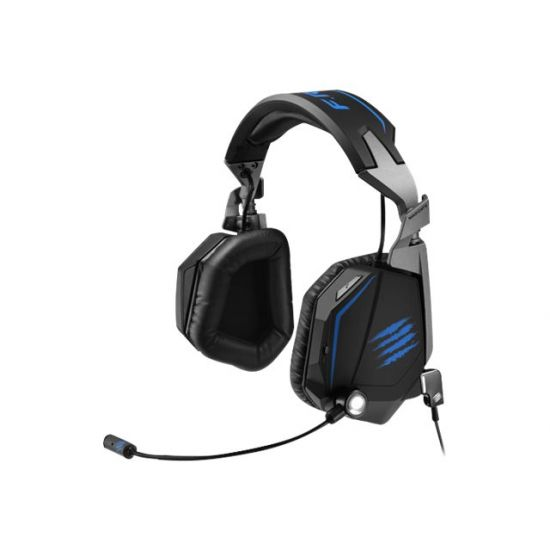 Mad Catz F.R.E.Q.TE Stereo Gaming Headset - Tournament Edition - headset