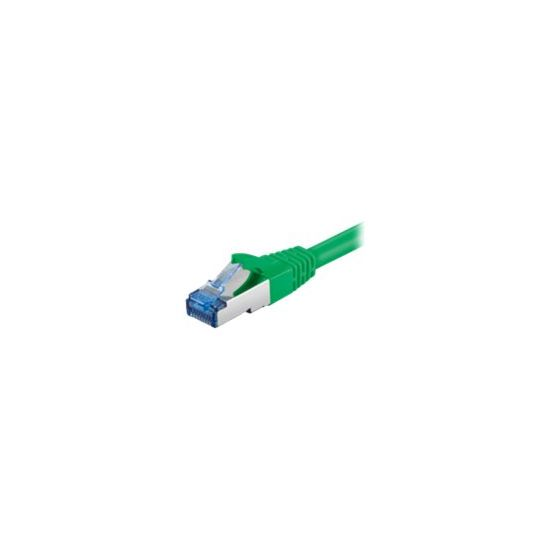 MicroConnect netværkskabel - 5 m - grøn