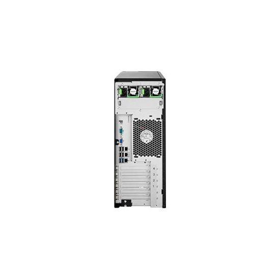 Fujitsu PRIMERGY TX1330 M3 - tower - Xeon E3-1220V6 3 GHz - 16 GB - 0 GB