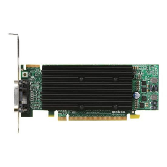 Matrox M9120 Plus - grafikkort - 512 MB