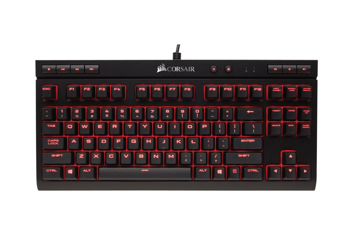 [DEMO] CORSAIR Gaming K63 Compact Mechanical