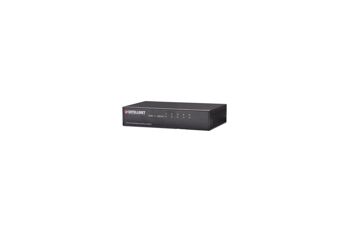 Intellinet Fast Ethernet Office Switch