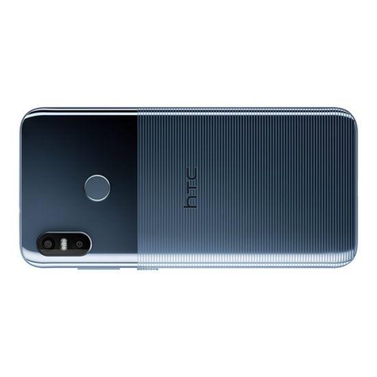 HTC U12 Life - måneskinsblå - 4G LTE - 64 GB - GSM - smartphone