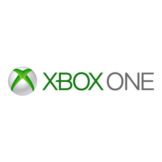 Microsoft Xbox One - Spilkonsol - 1 TB HDD - sort