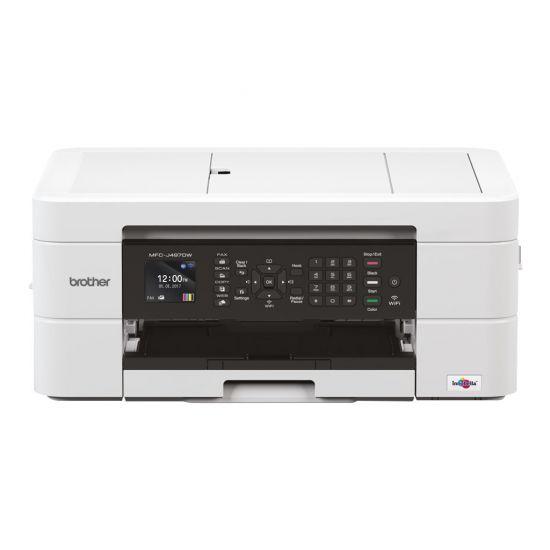 Brother MFC-J497DW - multifunktionsprinter (farve)