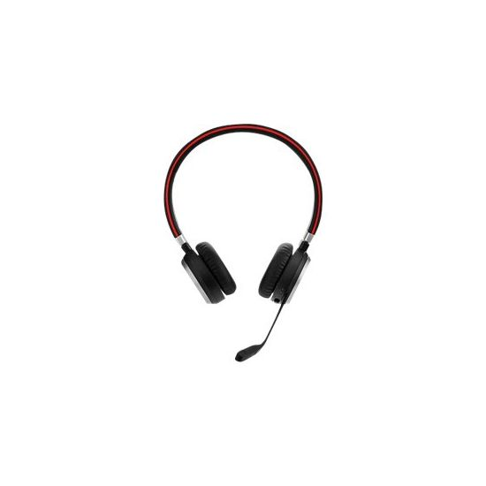 Jabra Evolve 65 MS stereo - headset - med Jabra LINK 360 Adapter