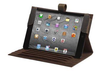 D. Bramante 7.9´´ Folio til iPad mini i Jægerbrun Læder