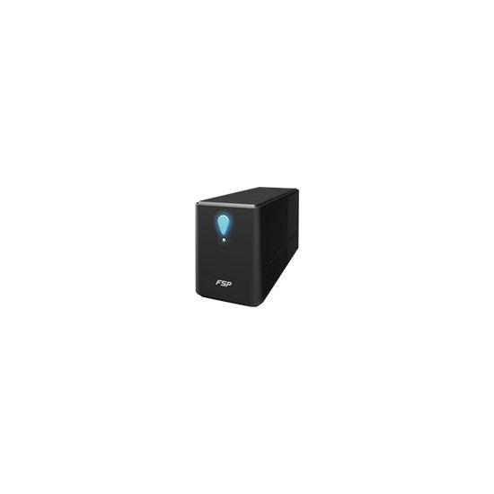 FSP EP 650 - UPS - 360 Watt - 650 VA