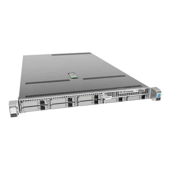 Cisco UCS C220 M4 High-Density Rack Server (Small Form Factor Disk Drive Model) - rack-monterbar - uden CPU - 0 MB - 0 GB
