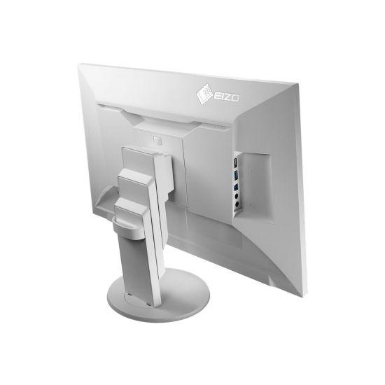 """EIZO FlexScan EV2456-WT &#45 LED-Skærm 24.1"""" IPS 5ms - 1920x1200"""
