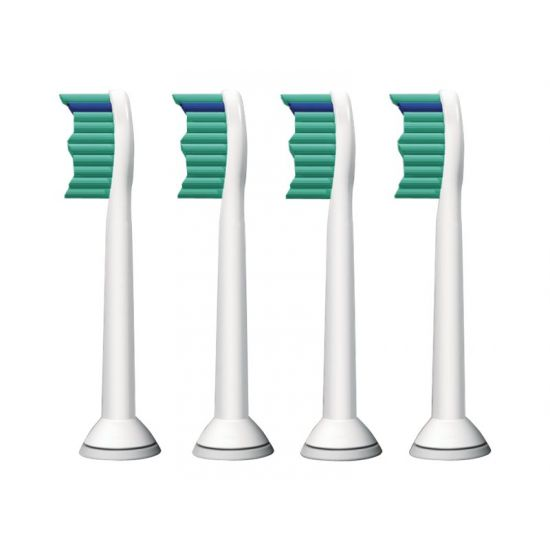 Philips Sonicare ProResults HX6014 - ekstra tandbørstehoved - hvid