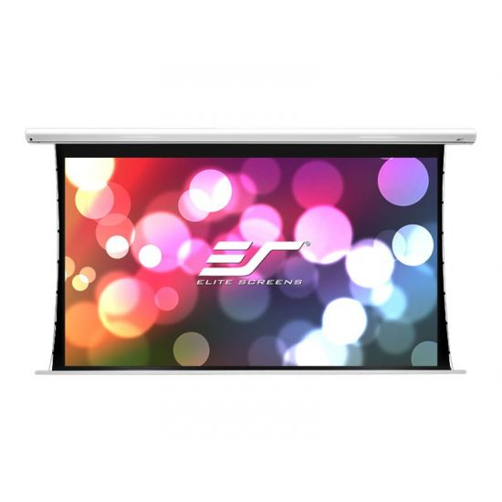 Elite Screens Saker Tab-Tension Series SKT135UHW-E6 - projektionsskærm - 135 tommer (343 cm)
