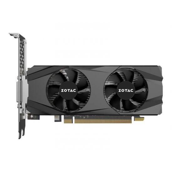 ZOTAC GeForce GTX 1050 Ti &#45 NVIDIA GTX1050Ti &#45 4GB GDDR5 - PCI Express 3.0