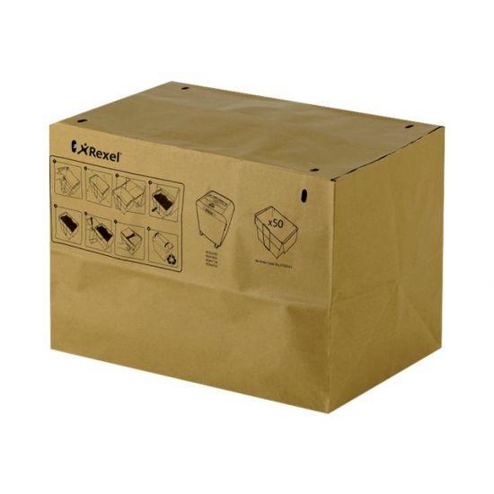 Rexel Recyclable Waste Sack - papirkurv
