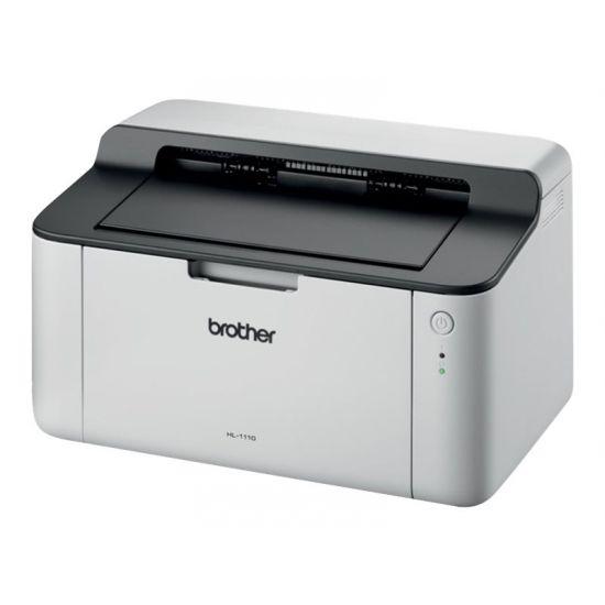 Brother HL-1110 - Sort/hvid laserprinter