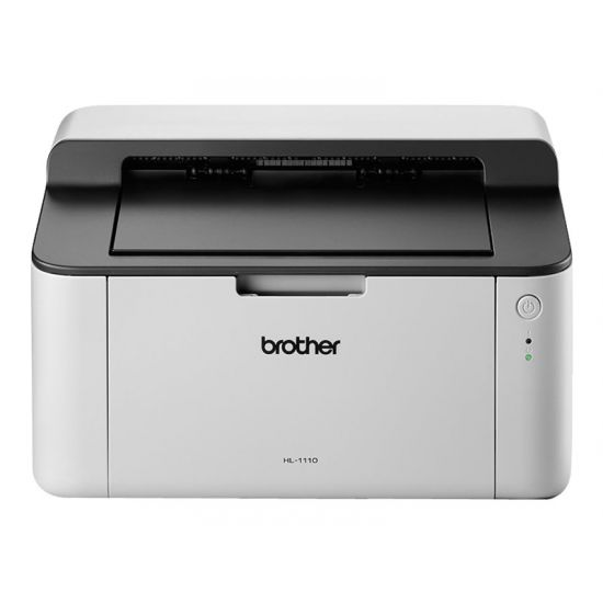 Brother HL-1110 - Sort/hvid laserprinter