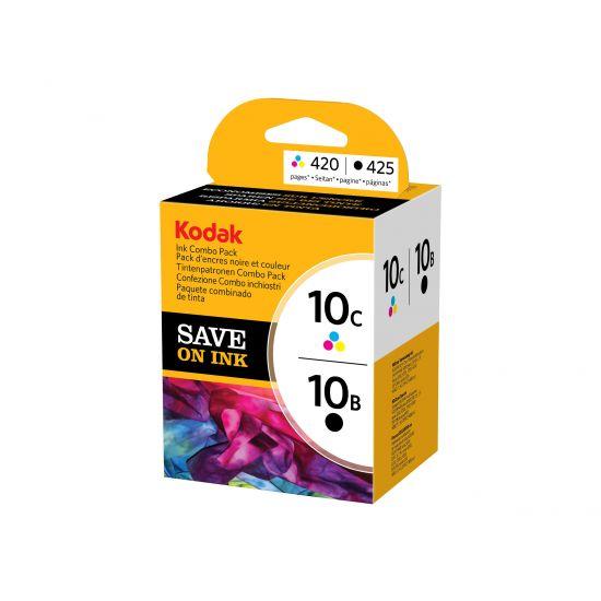 Kodak Ink Combo Pack - sort, mange farver - original - blækpatron